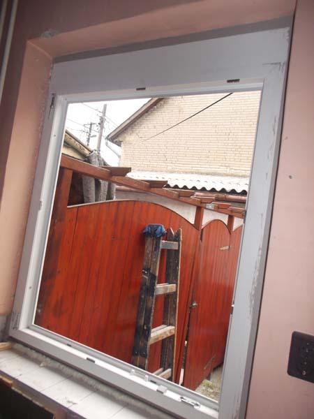 ablak beépítés
